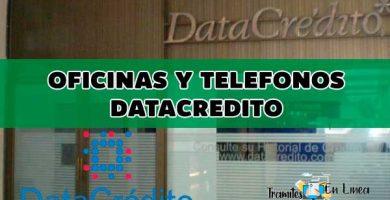 Lineas de Atención de Datacrédito