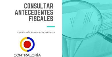 Qué son antecedentes fiscales en Colombia