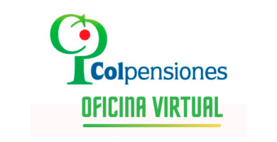 oficina virtual de Colpensiones