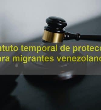 estatuto temporal de protección