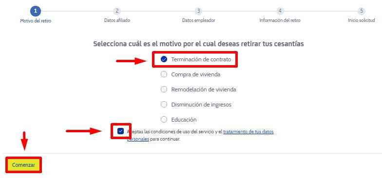 C:\Users\Francisco\Pictures\Cómo retirar las cesantías Protección paso a paso 3.png