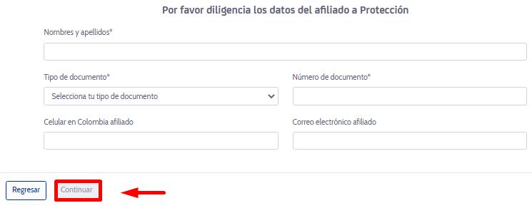 C:\Users\Francisco\Pictures\Cómo retirar las cesantías Protección paso a paso 4.png