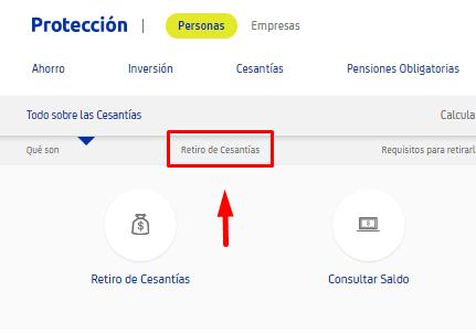 C:\Users\Francisco\Pictures\Cómo retirar las cesantías Protección paso a paso 1.png