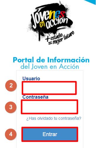 C:\Users\Garri\Desktop\Cómo ingresar en Jóvenes en Acción paso 4.png