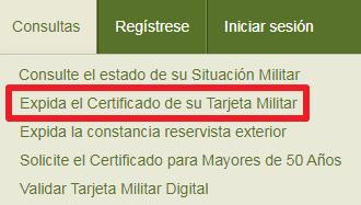 C:\Users\Garri\Desktop\Pasos para descargar el certificado de la libreta militar paso 2.png