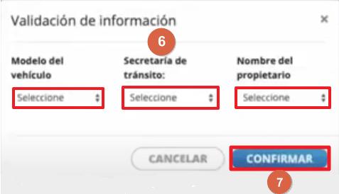 C:\Users\Garri\Desktop\Pago online del impuesto vehicular en Cali paso 7.png
