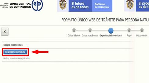C:\Users\Francisco\Pictures\Cómo solicitar la tarjeta profesional de contador paso 6.png