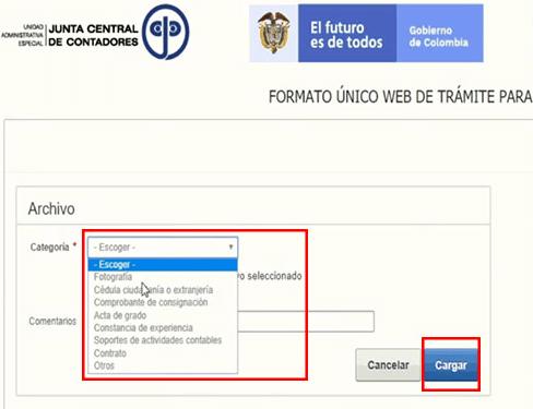 C:\Users\Francisco\Pictures\Cómo solicitar la tarjeta profesional de contador paso 9.png